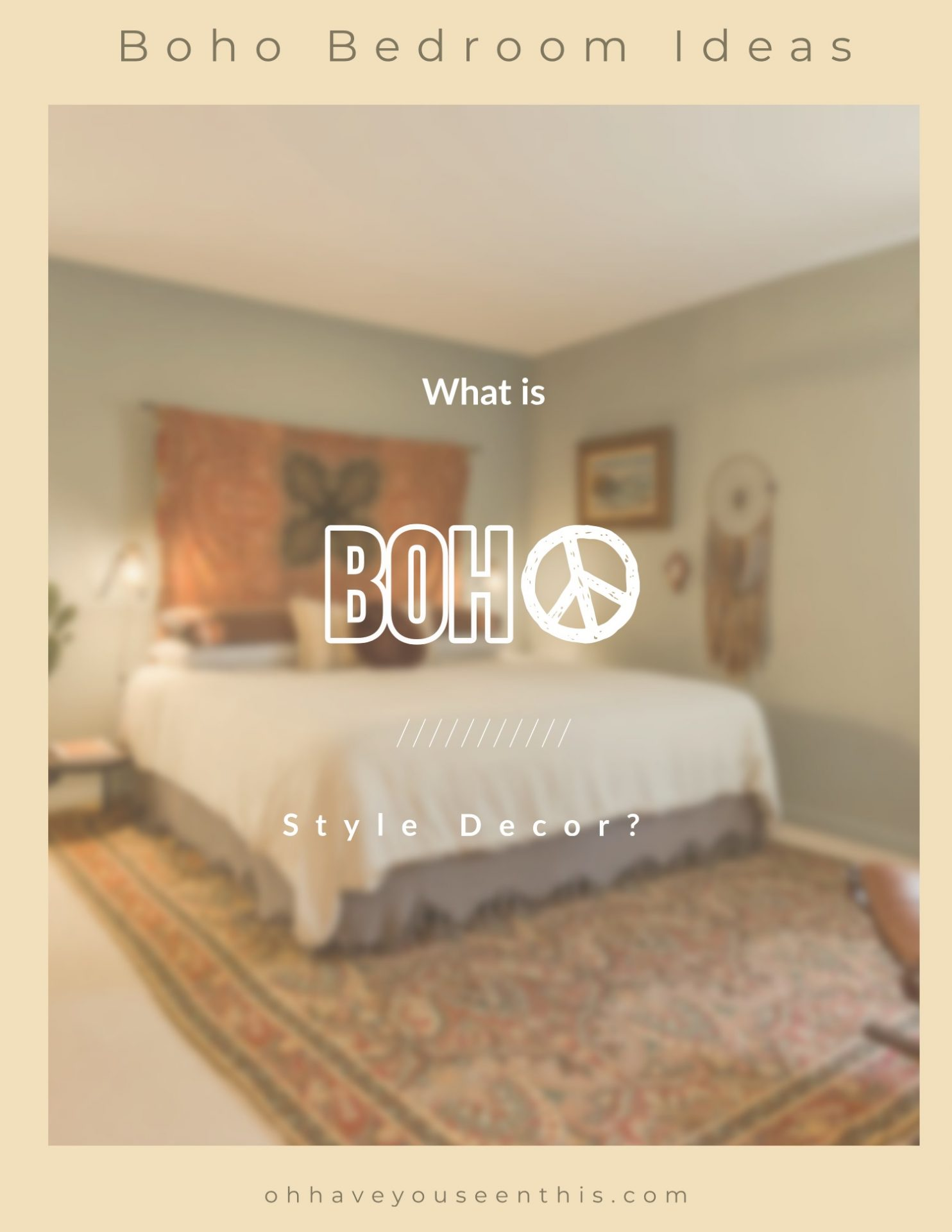 Boho Bedroom Ideas How To Decor Best Color For Bohemian Style
