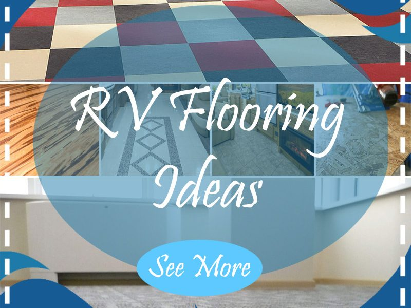 Popular RV Floor Coverings
