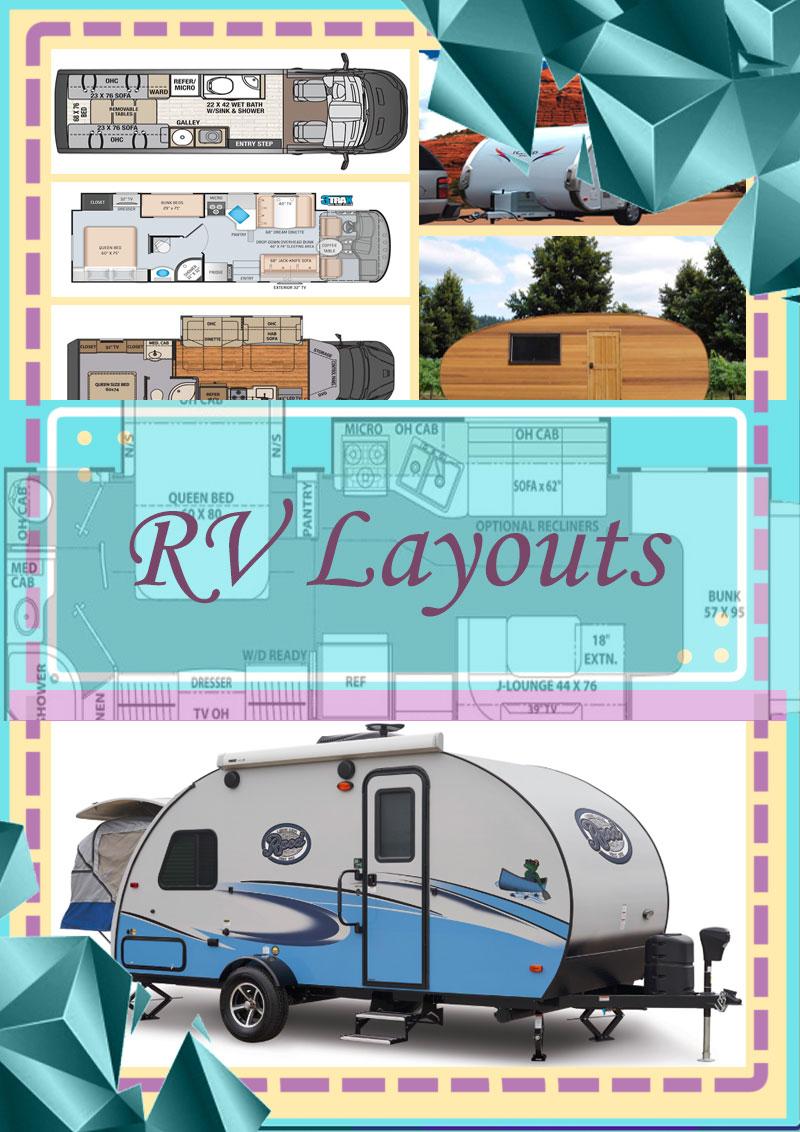 25 Popular Rv Layouts Ideas Classifications Designs