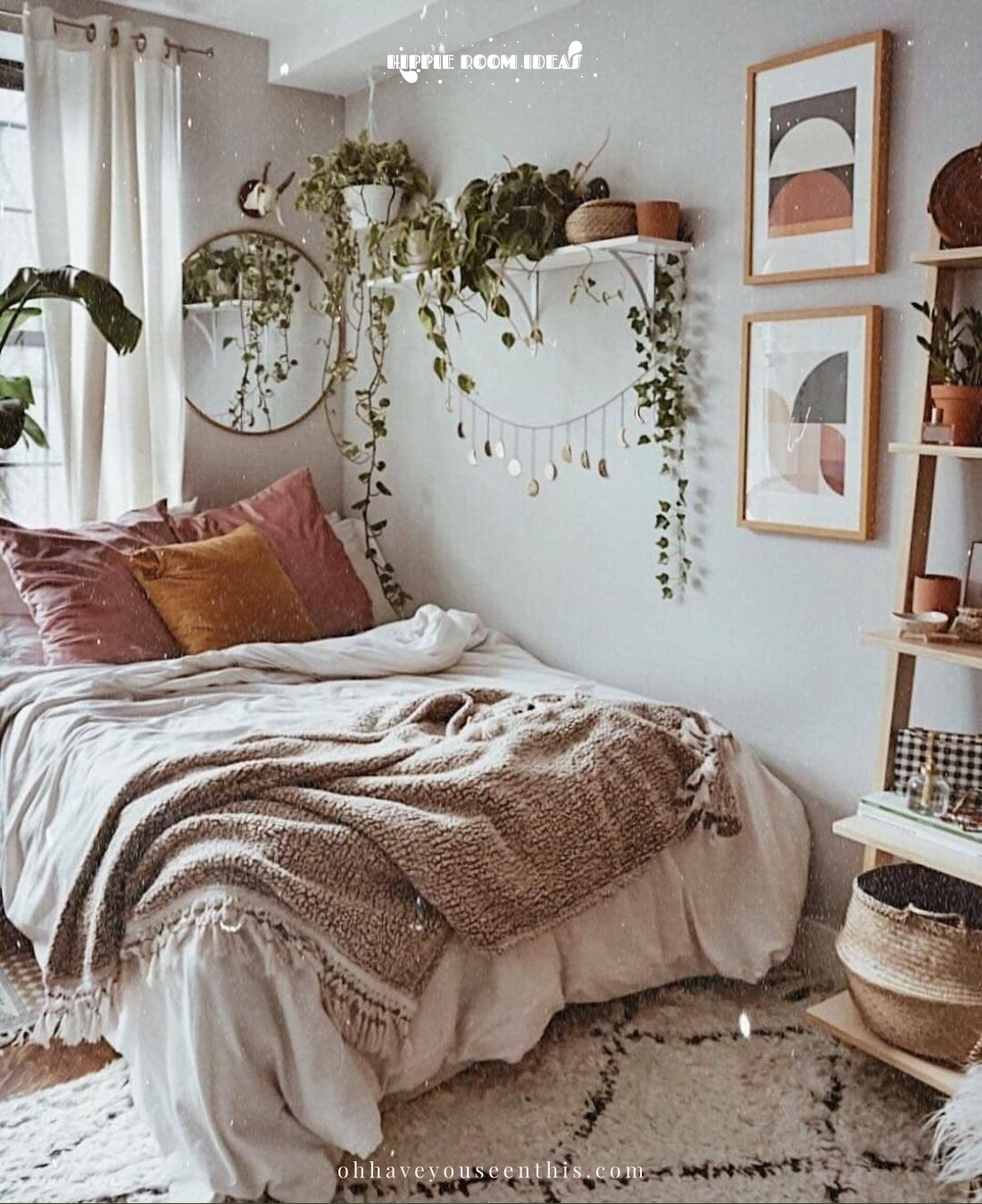 20 Most Popular Hippie Room Ideas In 2020 The Good Luck Duck