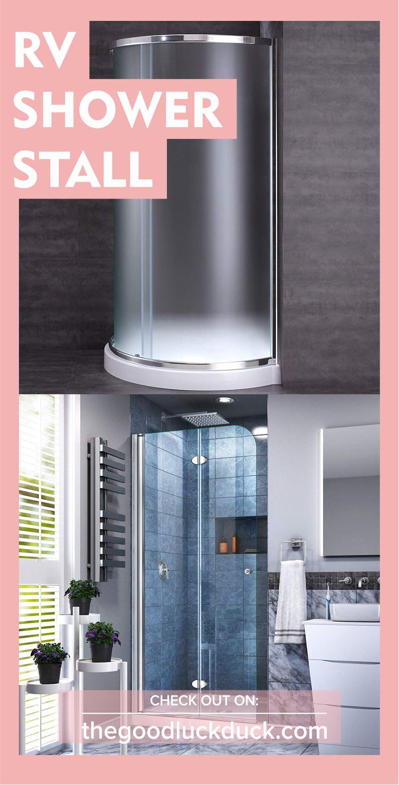 30 Best Rv Shower 2020 Shower Head Pan Curtain Stall